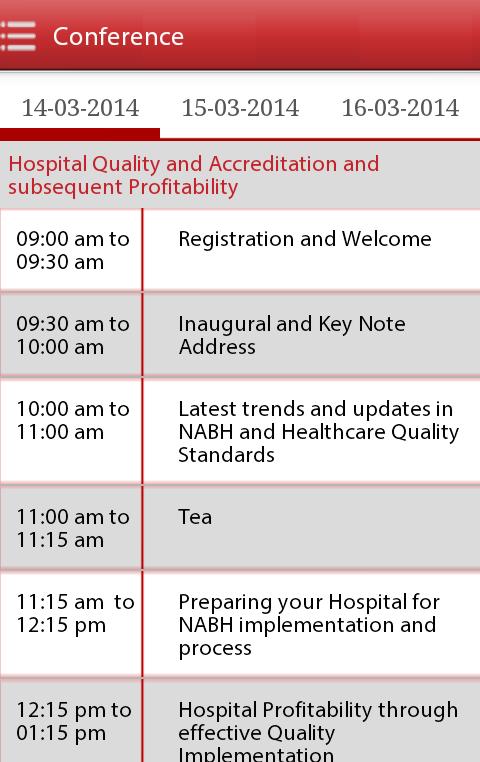 Medical Fair India 2014- screenshot