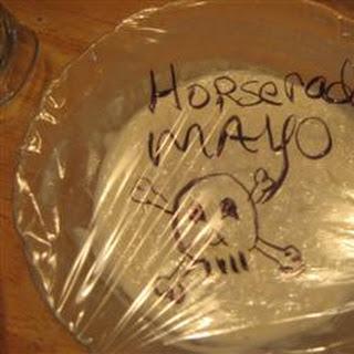 Homemade Horseradish