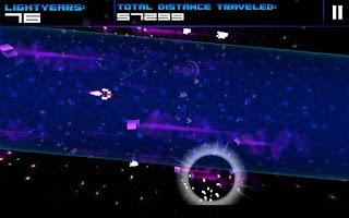 Screenshot of Warp 5 Overdrive