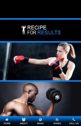 Recipe For Results