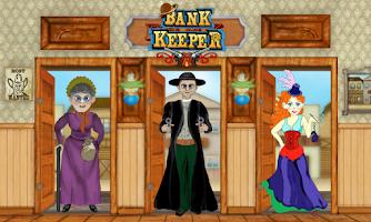 Screenshot of Bank Keeper the Gunslinger