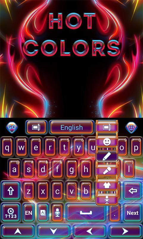 Hot-Colors-GO-Keyboard-Theme 8