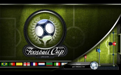 Foosball Cup- screenshot thumbnail