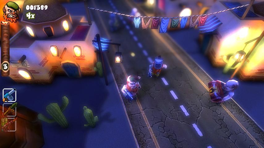 Guerrilla Bob THD screenshot #2