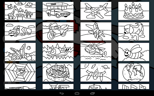 Zebra Paint Coloring App - screenshot thumbnail