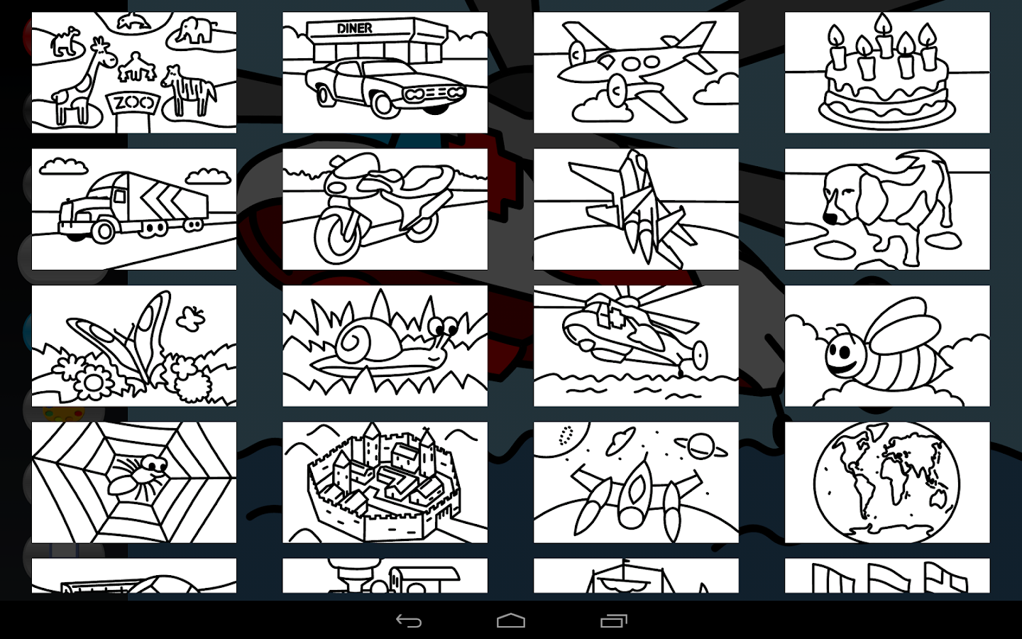 Zebra Paint Coloring App - Android Apps on Google Play