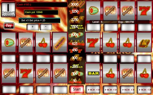 Inferno Slots Free - screenshot thumbnail