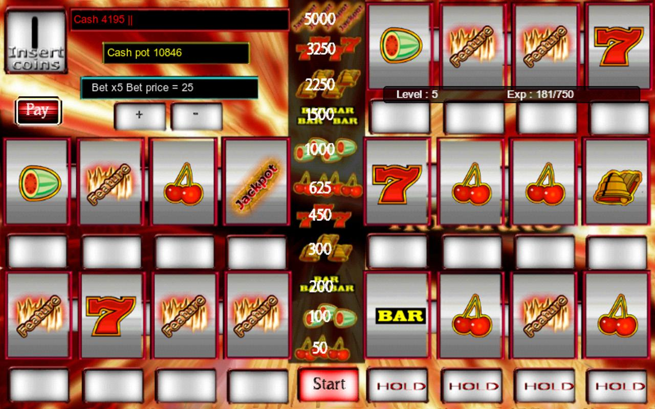 Inferno Slots Free - screenshot