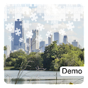 Chicago Jigsaw Puzzles Demo icon