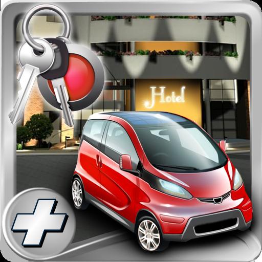 酒店的代客泊車師傅3D 賽車遊戲 App Store-癮科技App