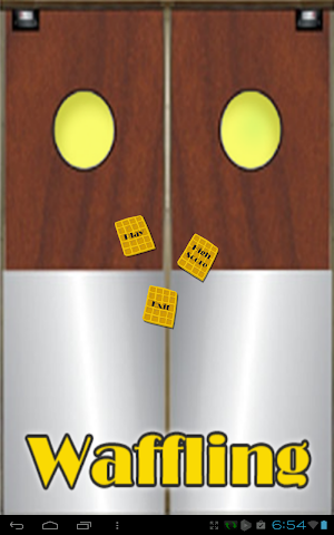 Screenshots for Waffling