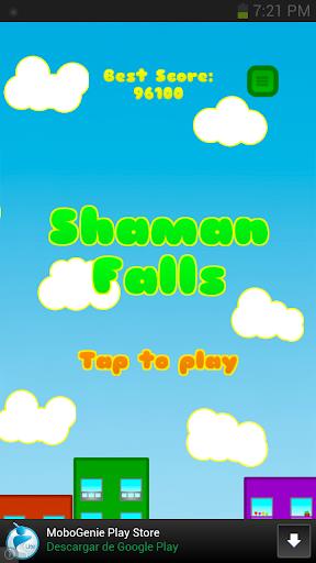 Shaman Falls