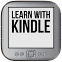 Learn with Kindle icon