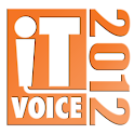 IT Voice 2012 logo