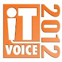 IT Voice 2012 logo