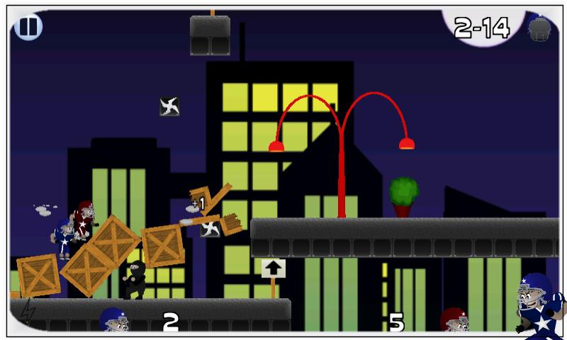 Crash Boy Free- screenshot