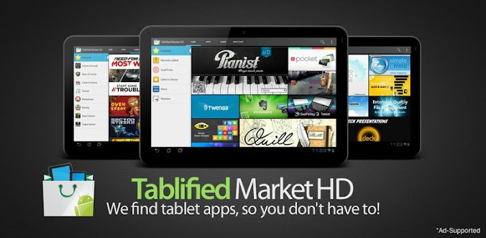 Tablified Market - Tablet Apps
