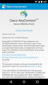 AnyConnect ICS+ v4.0.01381