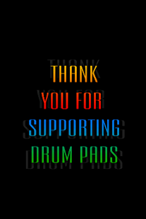 Drum Pads Donation- screenshot thumbnail