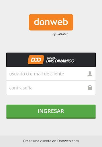 Donweb DNS