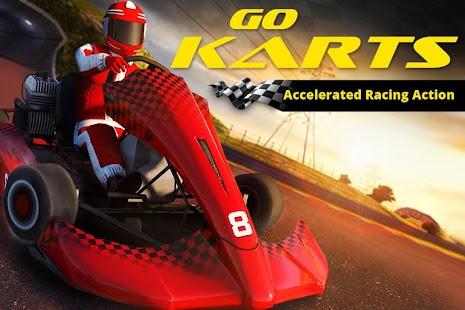 Go Karts - screenshot thumbnail
