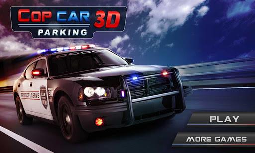 Cop Car Parking 3D