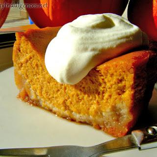 Healthier Pumpkin Gooey Butter Cake (Sugar-Free!)