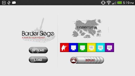 Border Siege LITE [war & risk] 2.1.2 screenshots 4