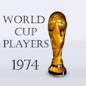 World Cup Players Germany 1974