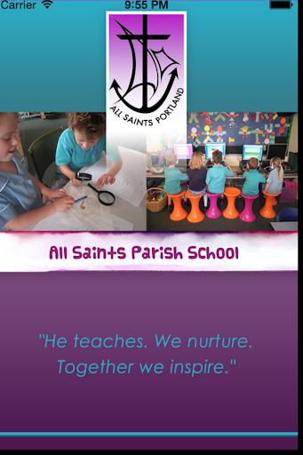 All Saints Parish S Portland