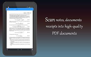 1 Fast Scanner : Free PDF Scan App screenshot