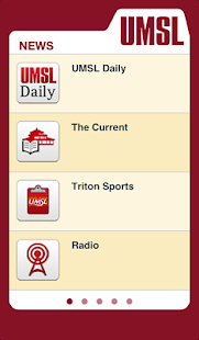 UMSL Mobile 2.0 - screenshot thumbnail