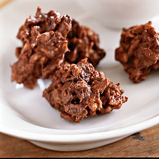Chocolate Almond Cherry Crisps