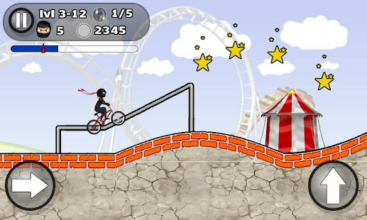BMX STUNTS - screenshot thumbnail