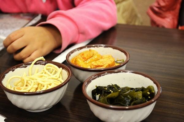 新莊 韓玉亭,簡單美味的韓式料理