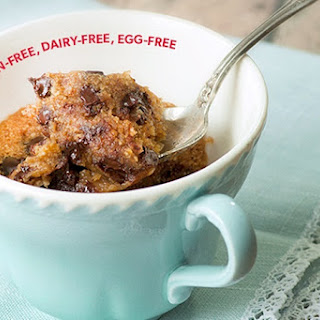 3-Minute Chocolate Chip Cookie in a Mug.