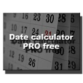 Date calculator PRO free