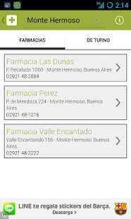 FarmaciasBB - screenshot thumbnail