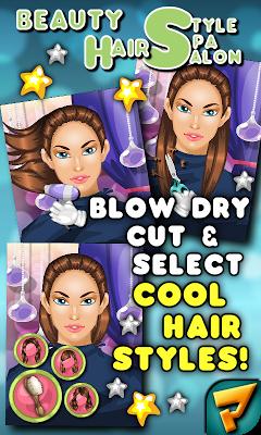 Beauty Hair Style Spa Salon 2 - screenshot