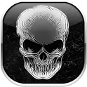 Halloween Skull GO Launcher EX icon