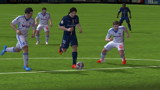 FIFA 15 Soccer Ultimate Team Screenshot 14