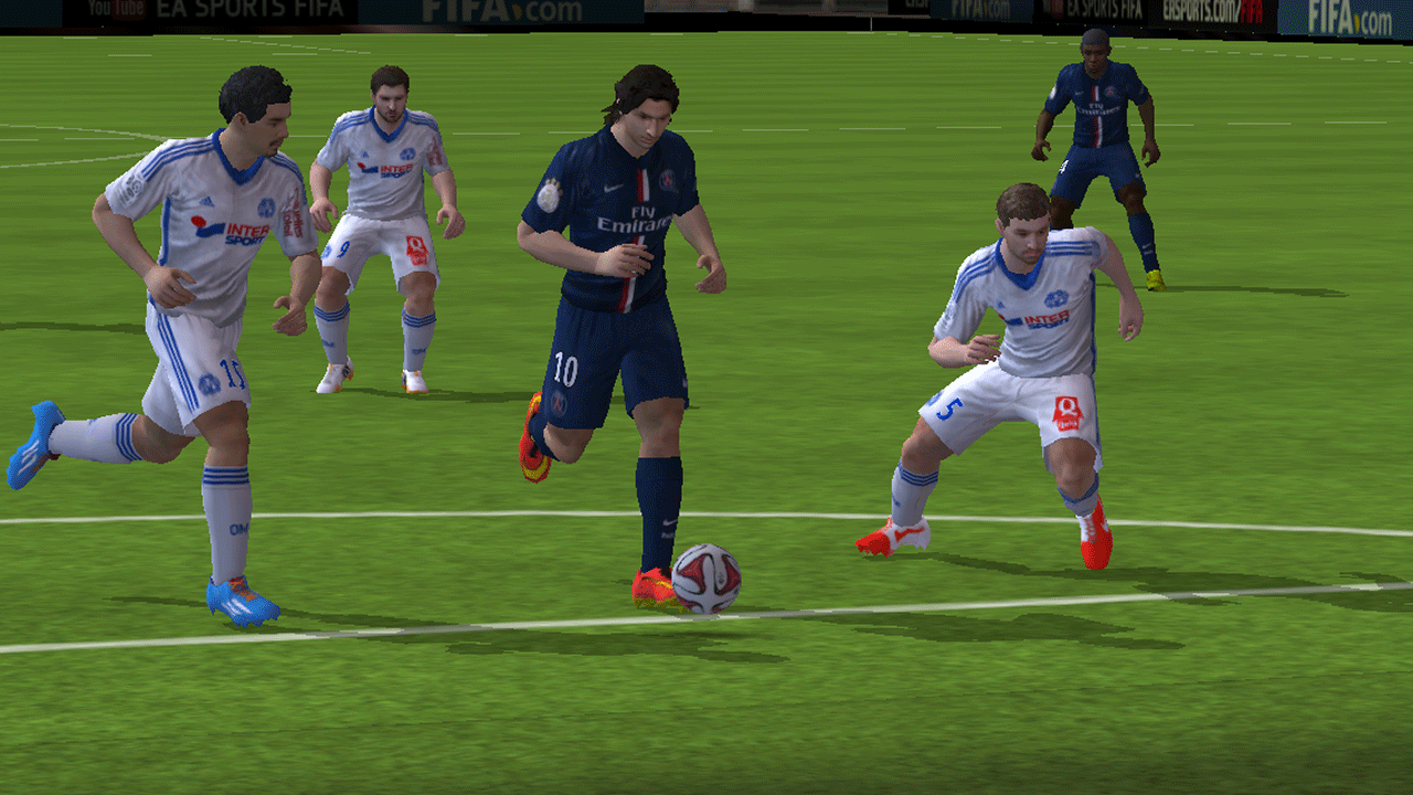 FIFA 15 Ultimate Team - screenshot