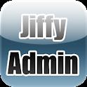JiffyAdmin logo