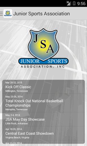 Junior Sports Association