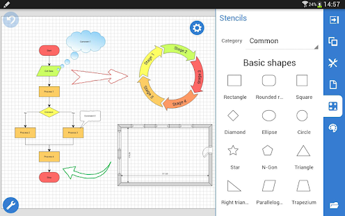 Grapholite Diagrams Demo- screenshot thumbnail