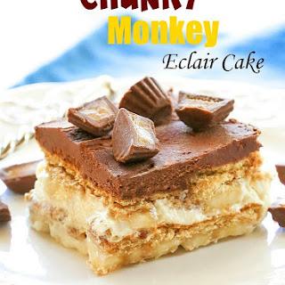 Chunky Monkey ÉClair Cake Recipe