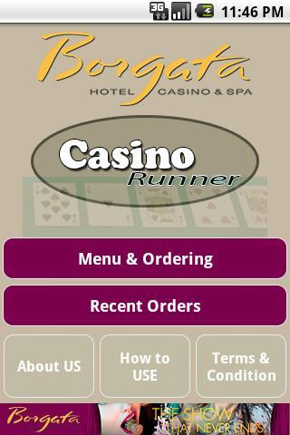 Casino Runner