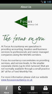 Focus Accountancy Ltd- screenshot thumbnail