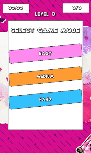 Monst Ever Girls Puzzle Game
