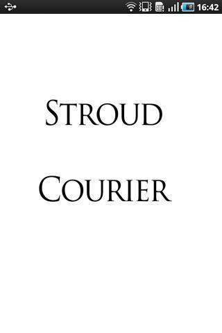 TheStroudCourier